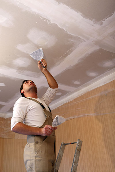 Popcorn Ceiling Removal in Bell Gardens